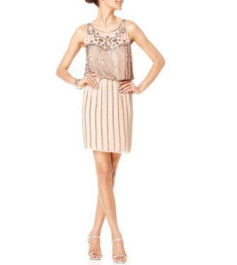 Платья Js Collections, Biege Gatsby Dre напрокат | Аренда и прокат – Москва