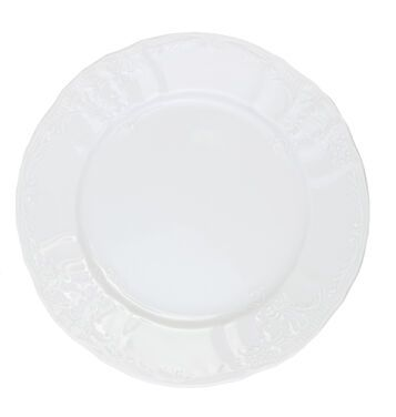 Тарелки  Набор из 2 тарелок «Ажурный край» напрокат   Аренда и прокат – Новосибирск