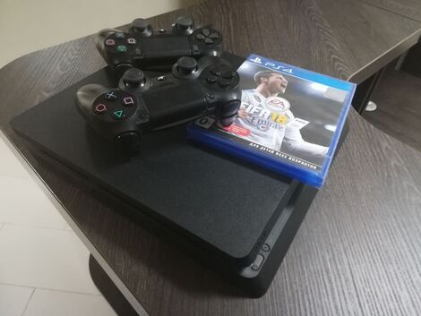 Sony PS4 Комплект №1 (fighting) напрокат | Аренда и прокат – Москва