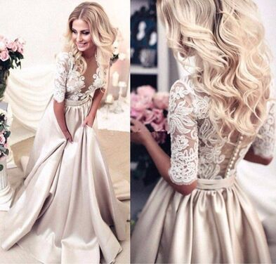 Платья Платье с кружевом 124 напрокат | Аренда и прокат – Москва