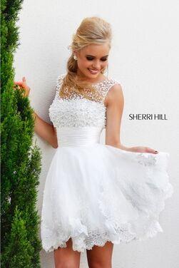 Платья Короткое платье SHERRI HILL SH023 напрокат | Аренда и прокат – Москва