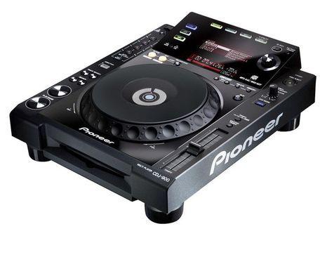 Звук Pioneer CDJ 900 напрокат | Аренда и прокат – Москва