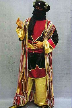 Исторические костюмы Халиф напрокат | Аренда и прокат – Санкт-Петербург