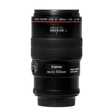 Фотообъективы Canon EF 100mm f/2.8L Macro IS USM напрокат   Аренда и прокат – Санкт-Петербург