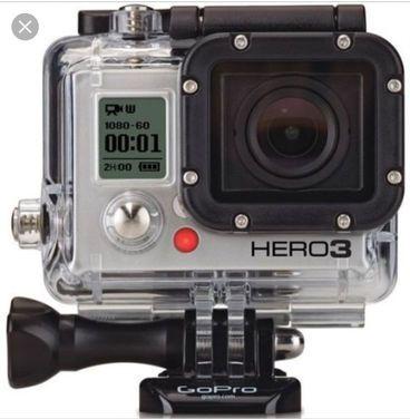 Видеокамеры GoPro hero 3+Black напрокат | Аренда и прокат – Москва