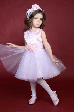 Платья и одежда для девочек Нарядное платье на шнуровке Алекса напрокат | Аренда и прокат – Хабаровск