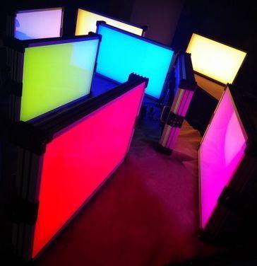 Аксессуары для постановки света LEDGO LG-G260 (Аналог ARRI Skypanel напрокат | Аренда и прокат – Санкт-Петербург