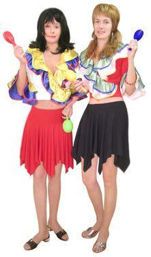 Национальные костюмы Латино напрокат | Аренда и прокат – Москва