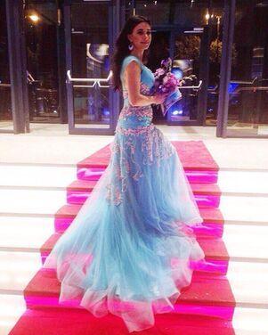 Платья Эксклюзивное вечернее платье  напрокат | Аренда и прокат – Санкт-Петербург