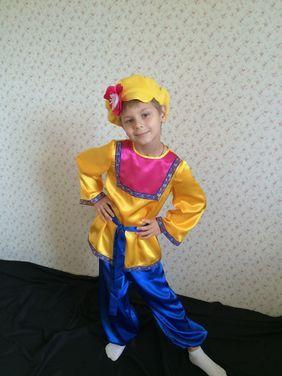 Королевский двор Скоморох. Рубаха народная напрокат | Аренда и прокат – Санкт-Петербург