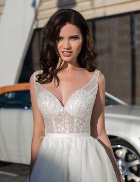 Платья Свадебное платье Aura напрокат | Аренда и прокат – Санкт-Петербург