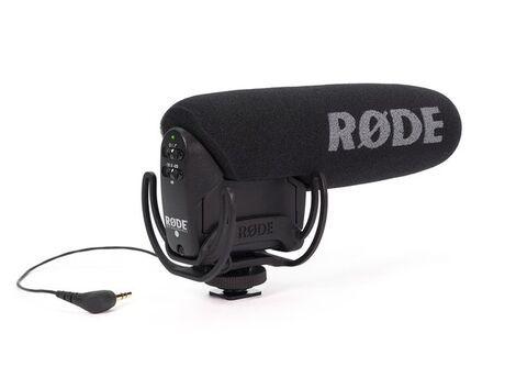 Микрофоны RODE VideoMic Pro Rycote напрокат | Аренда и прокат – Санкт-Петербург