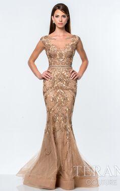 Платья Платье Terani Couture 033 напрокат | Аренда и прокат – Москва