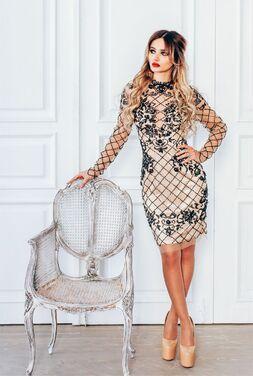 Платья Black Natural Cocktail Dress напрокат | Аренда и прокат – Москва