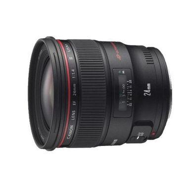 Фотообъективы Canon EF 24 mm f/1.4 L II USM напрокат   Аренда и прокат – Екатеринбург