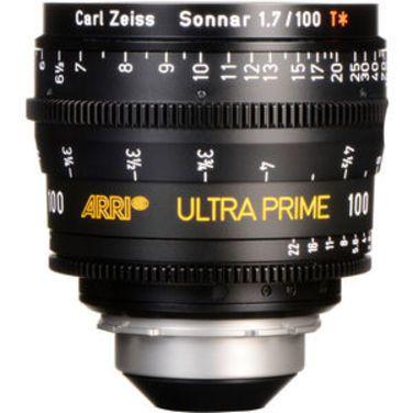 Фотообъективы ARRI ULTRA PRIME, PL T1.9/100mm напрокат | Аренда и прокат – Москва