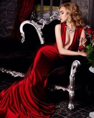 Платья Красное сексуальное платье напрокат | Аренда и прокат – Санкт-Петербург