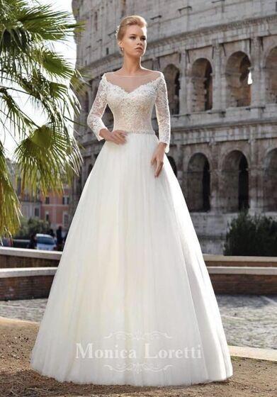 4f8b3ee1f25 8 просмотров в этом месяце. 8 просмотров в этом месяце. Свадебное платье  Monica Loretti 198. Платья. 12500 руб.   3 дня. Залог 5000 руб.