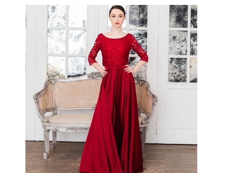eea9e616ea75fe4 ПРОКАТ вещи- Платье Красное платье в пол . Цена - 3500 р. за 3 дня ...