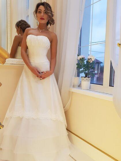 22cd92dcc6b Взять НАПРОКАТ Платье свадебное платье. Цена - 5000 р. за 3 дня ...
