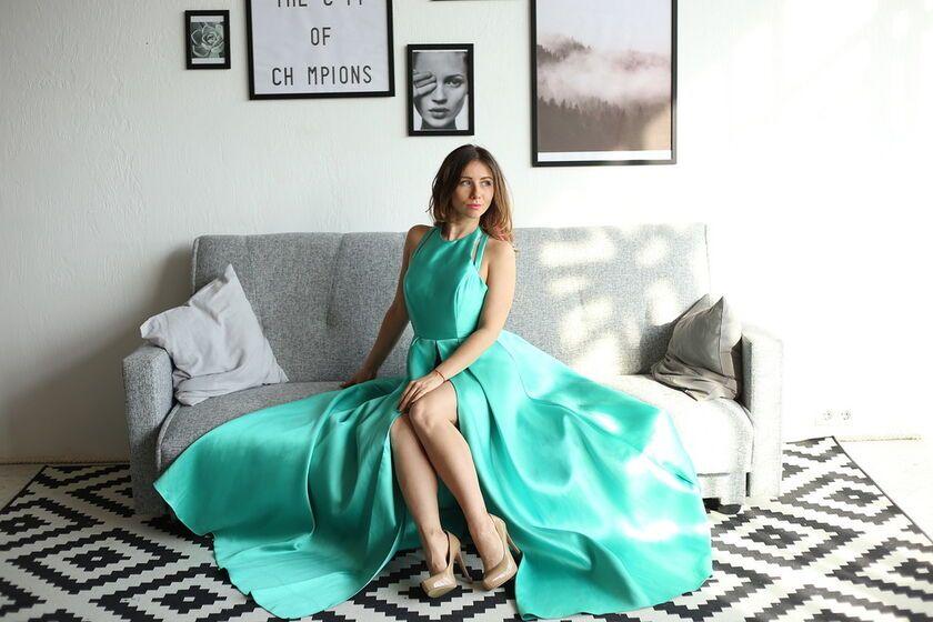 7e612df10d42be9 ПРОКАТ вещи- Платье Вечернее платье Faviana. Цена - 2500 р. за 3 дня ...