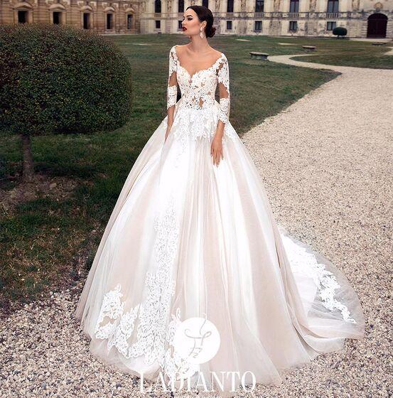 728856ea56c Взять НАПРОКАТ Платье Свадебное платье Ladianto. Цена - 15000 р. за ...